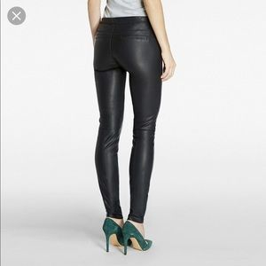 NWT Blank NYC Vegan Leather Leggings